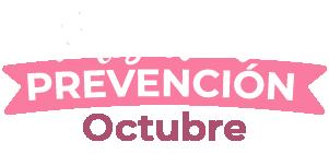 Mes de la prevención | Octubre